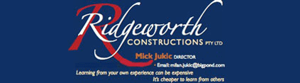 Ridgeworth Construction PTY LTD